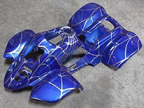 9L BODY PLASTIC FENDER 70cc 90cc 110cc ATV QUAD Coolster 3050C BLUE Spider APS03
