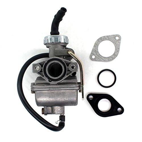 AISEN Carburetor for Taotao ATA110 ATA110B1 ATA110B3 ATA110B ATA110D ATA110D1 ATA110F ATA110L ATA110L1 110CC ATV Quad Assembly Carb