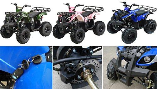 ATA-125D TaoTao Kids Gas 110cc Utility ATV - Army Camo
