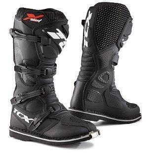 TCX X-Blast MxEnduro Motorcycle Boots Black Mens 11EU 45