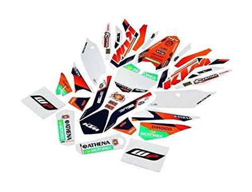 NEW KTM GRAPHIC KIT FACTORY CROSS EDITION 125 150 250 350 450 SX SXF 77708990300