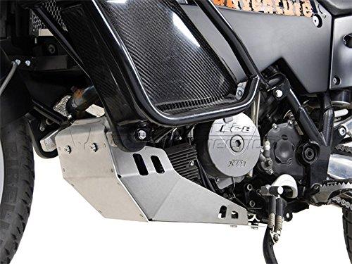 SW-MOTECH aluminum engine guardskidplate KTM LC8 Adventure 950 950S LC8 Adventure 990 990S 06- - Aluminum