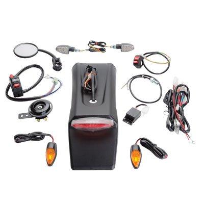 Tusk Motorcycle Enduro Lighting Kit Fits KTM 450 EXC 4-Stroke 2003–2007