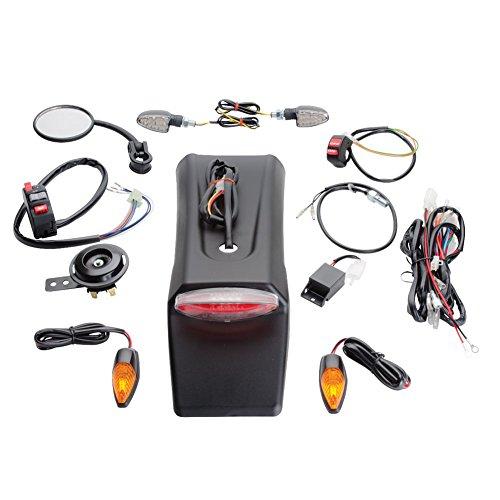Tusk Motorcycle Enduro Lighting Kit - Fits KTM 450 EXC 4-Stroke 2003-2007