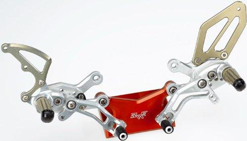 KTM RC8 Robby Moto SBK Model Rearsets Fully Adjustable