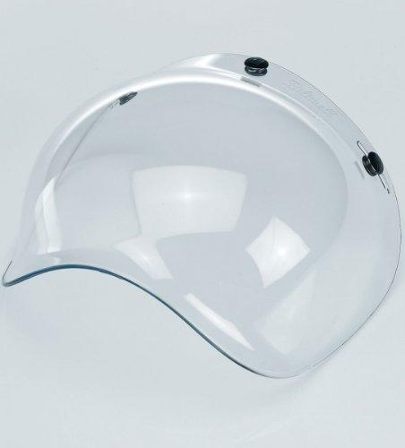 Biltwell Inc. Helmet Bubble Shield - Clear Bv-clr-00-sd