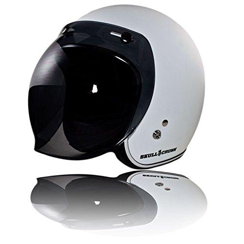 Helmet Bubble Shield (dark Smoke)