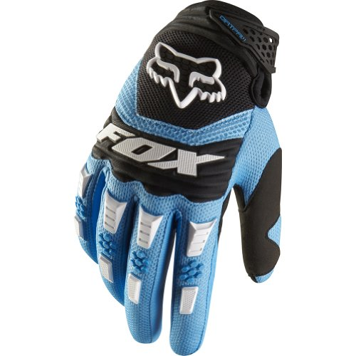 2015 Fox Racing Dirtpaw Race Gloves-Blue-2XL