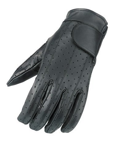 Camoplast Bcs-410-xl Mossi Mens Summer Vented Riding Glove Xlarge Black