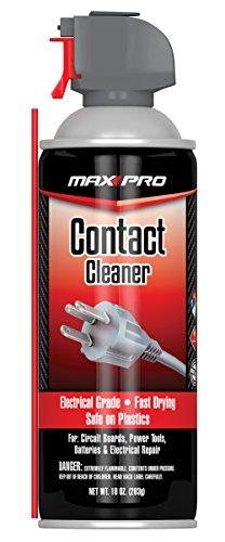 12 X Max Professional Contact Cleaner (dpc) 11 Oz