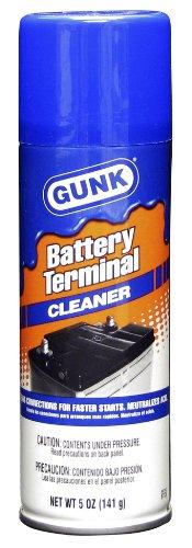 Gunk Btc6-12pk Battery Terminal Cleaner - 5 Oz., (case Of 12)