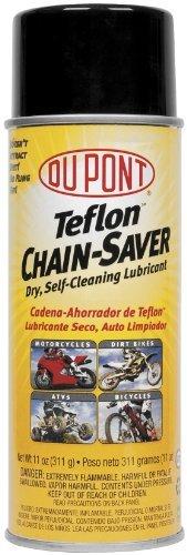 Finish Line Dupont Teflon Chain-saver Dry, Wax Lubricant Cs0110101