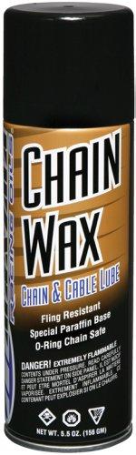 Maxima 74908 Chain Wax - 5.5 Oz. Aerosol