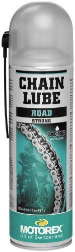 Motorex Chain Lube 662 Strong Street Spray - 500ml. Voc Compliant 623-051