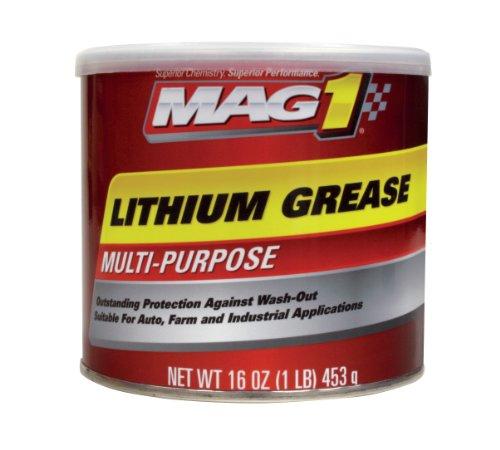 Mag 1 134 Multi-purpose Lithium Grease - 1 Lbs.