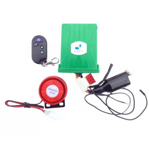Anti-theft Security Alarm System Remote Control Engine Start 12v For Atv Dirt Bike Pocket Bike Pit Bike Quad 4