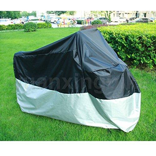 Outdoor UV Protector Motorbike Rain Dust Bike Motorcycle Cover L