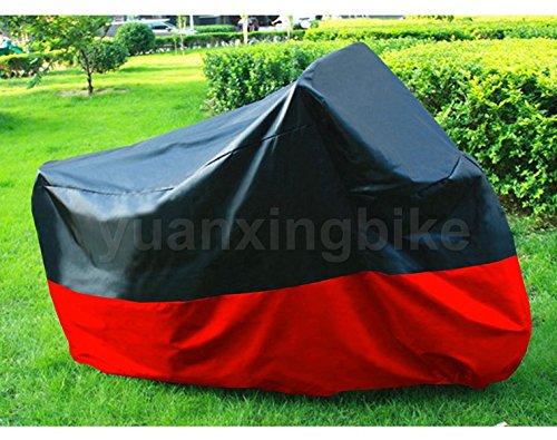 Outdoor UV Protector Motorbike Rain Dust Bike Motorcycle Cover L R