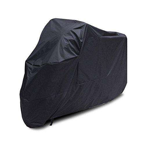 Universal Outdoor Motorcycle Motorbike ATV Scooter Dustproof Waterproof Sun Block Protective Cover Rain Cover Protector 245cm Long