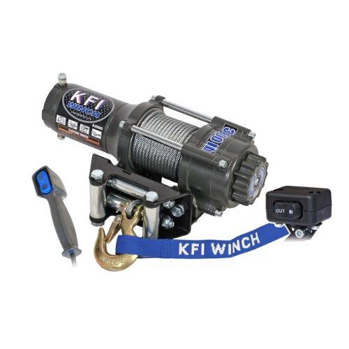 KFI Products A3000 ATV Winch Kit - 3000 lbs Capacity