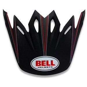 Bell Moto-9 Emblem Helmet Visor - Matte Black