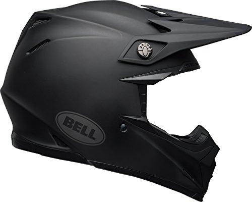 Bell Moto-9 MIPS Offroad Helmet - Matte Black - Medium