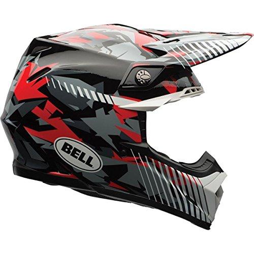 Bell Moto-9 Offroad Helmet - Camo Red - XX-Large