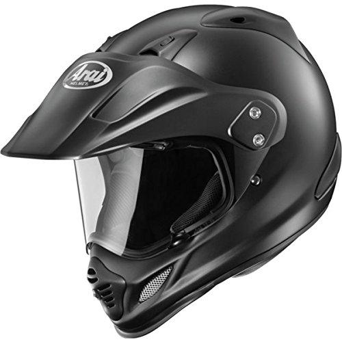 Arai Solid Adult XD4 Off-Road Motorcycle Helmet - Black Frost X-Large