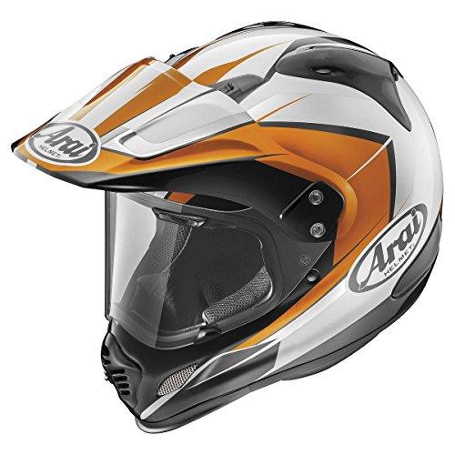 Arai XD4 Flare Dual Sport Helmet-Orange-XL
