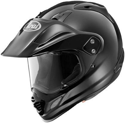 Arai XD4 Motorcycle Helmets - Black - Large