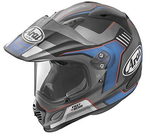 Arai XD4 Vision Frost Black Dual Sport Helmet - Medium
