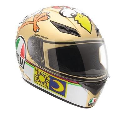 AGV K3 Adult Helmet - Chicken  Medium