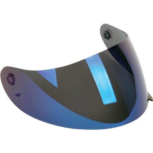 AGV K3  K4 Motorcycle Helmet Iridium Blue Shield