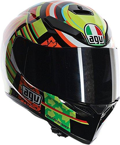 AGV K3 SV Top Elements Helmet Medium-Large - DOT Approved