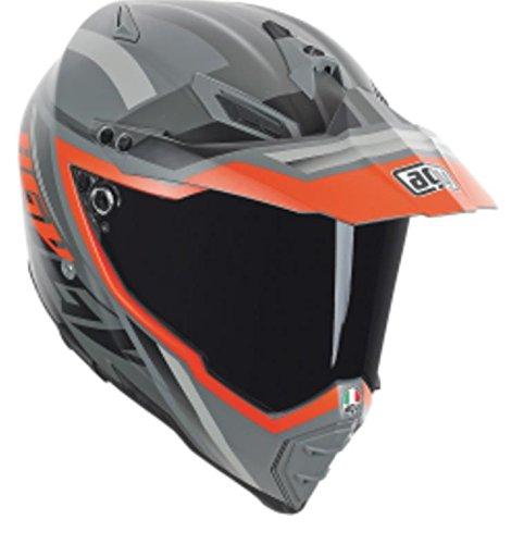 AGV AX-8 Dual Sport Evo Adult Helmet - Karakum  X-Large