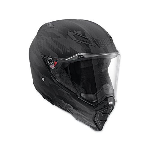 AGV AX-8 Evo Naked Fury Carbon Full Face Helmet L