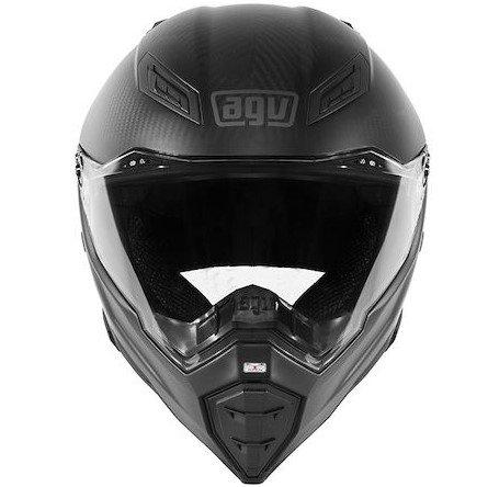 AGV AX-8 Evo Naked Road Helmet Carbon Fiber