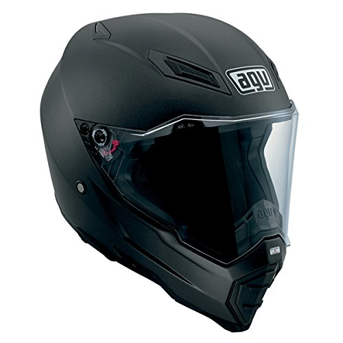 AGV AX-8 Evo Naked Road Helmet Matte Black Medium