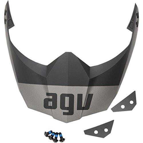AGV Peak for AX-8 Dual Sport EVO Helmet - Grunge KIT76113008