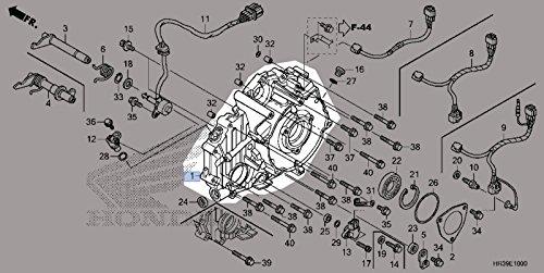 Honda 2014-2017 TRX420FE1 Rear Crankcase Cover 11340-HR3-A41 New OEM