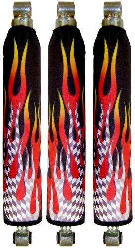 Gradiant Flame Shock Covers Honda 250R - ATC 250 R