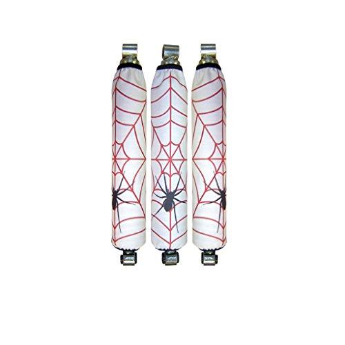 Spider Web Shock Covers Honda 250R - ATC 250 R
