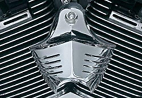 I5® Chrome Horn Cover For Harley Davidson