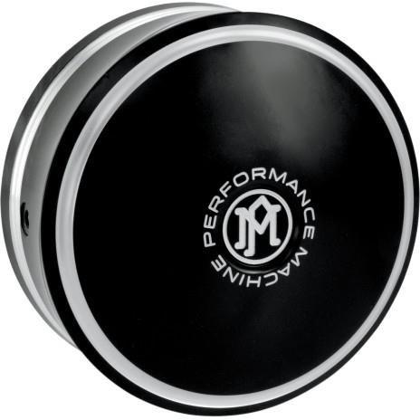 Performance Machine Horn Cover - Merc - Contrast Cut 02182000mrcbm