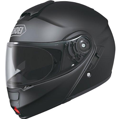 SHOEI Neotec Modular Matte Black Helmet - XL 0117-0135-07