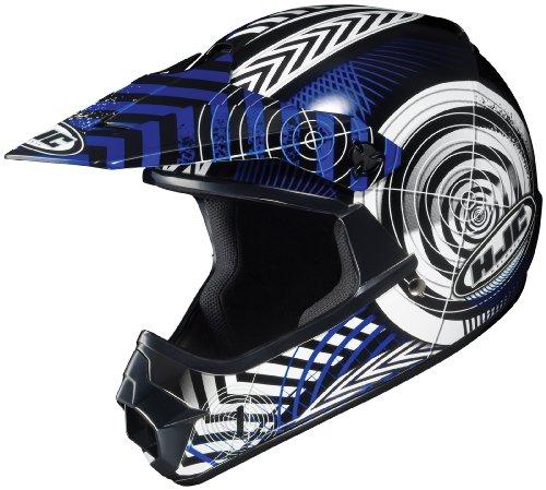 HJC CL-XY 2 Cross Up MC2H Youth Motocross Helmet - Small