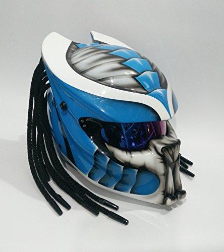 Pro Predator Helmet Custom Predator Motorcycle DOT ECE Helmets SY07 Model XXL