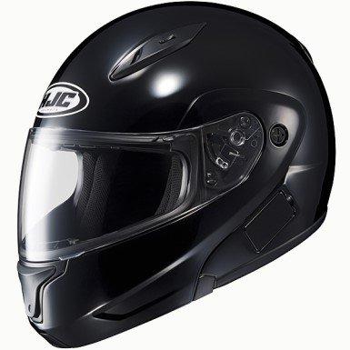 HJC CL-Max II Black Modular Snow Helmet Dual Lens