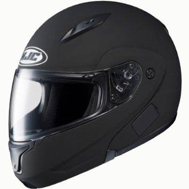 HJC CL-Max II Matte Black Modular Snow Helmet Electric Shield