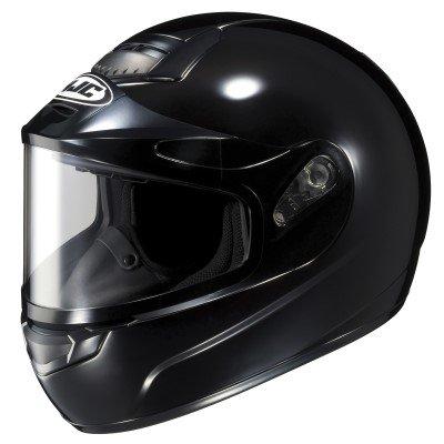 HJC CS-R1 Snow Helmet Black Electric Shield